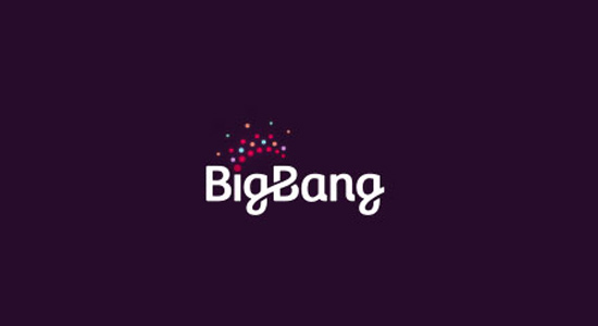 dark logo big bang inspiring