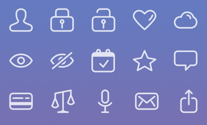 mikheenko 20 freebie vector iconset