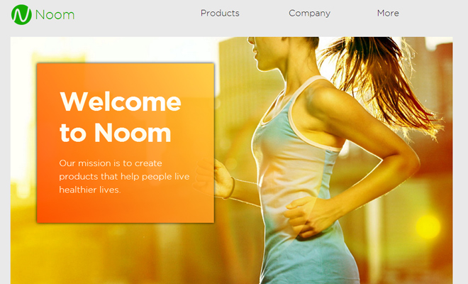 noom health company products devices