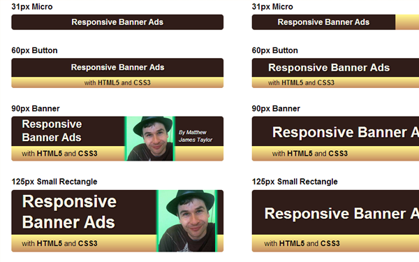 responsive ad checker website layout design open source