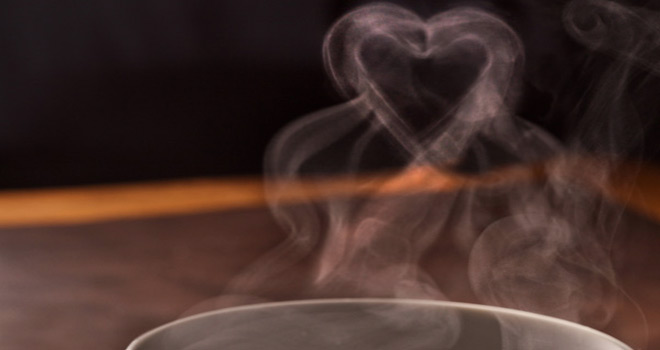 composite smoke ring heart