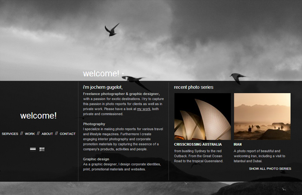 jochem gugelot website portfolio photos
