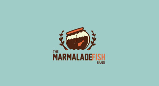 marmalade fish band logo