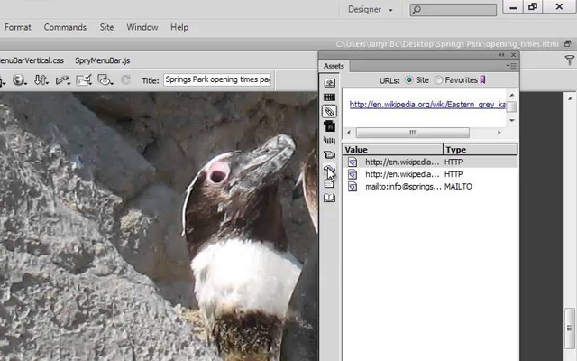 dreamweaver cs6 library items howto guide