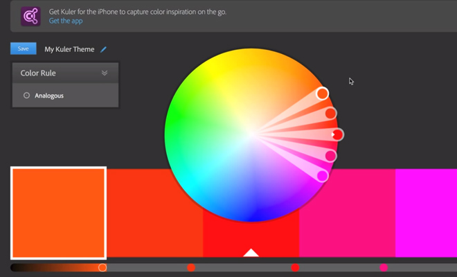 color theory for photography video tutorial