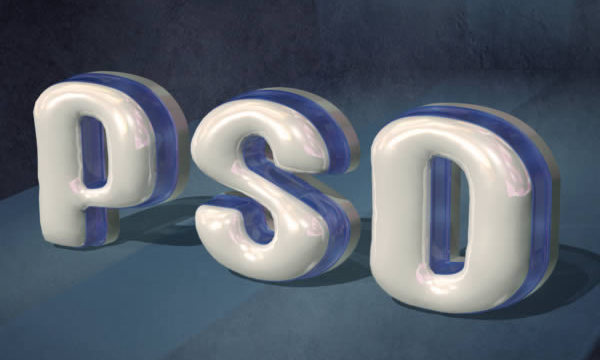 Photoshop CS5 Extended text effect tuts