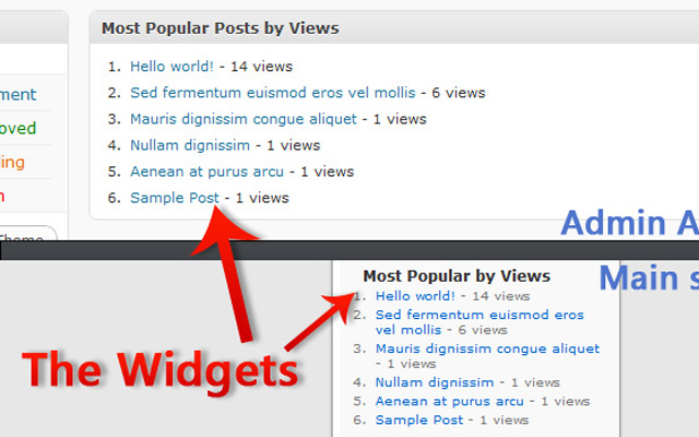 wordpress plugin tutorial most popular post by views