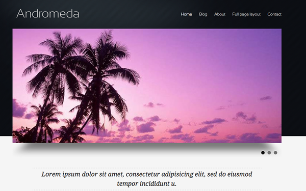 freebie theme template download display drupal7