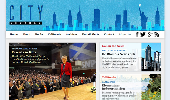 city journal magazine website