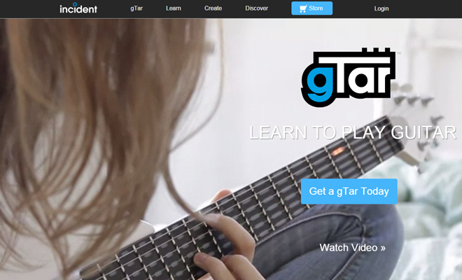 gtar electric guitar practice training tool