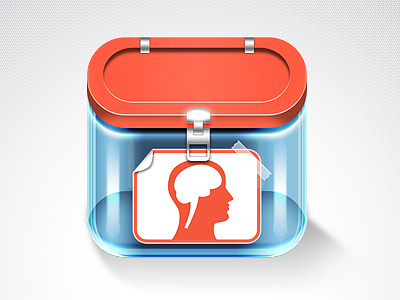 iOS Memory Jar app icon
