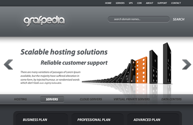 business costs website hosting webdesign