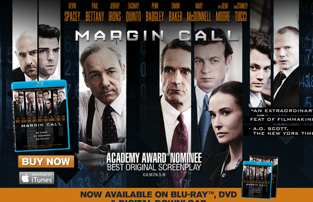 margin call movie website layout
