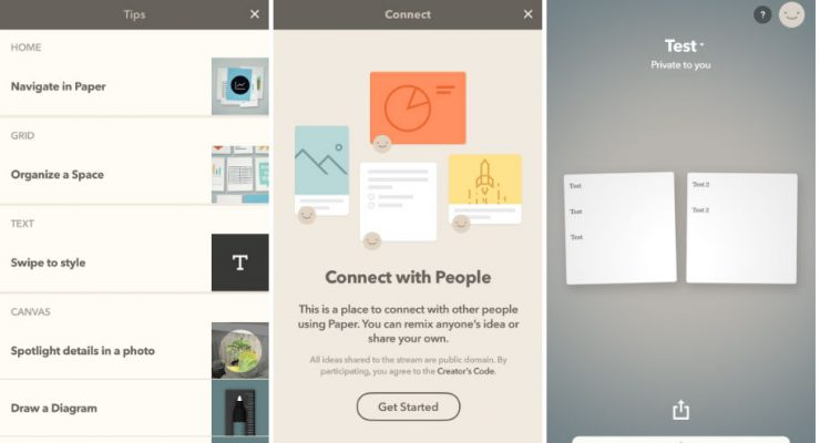 free ios design apps