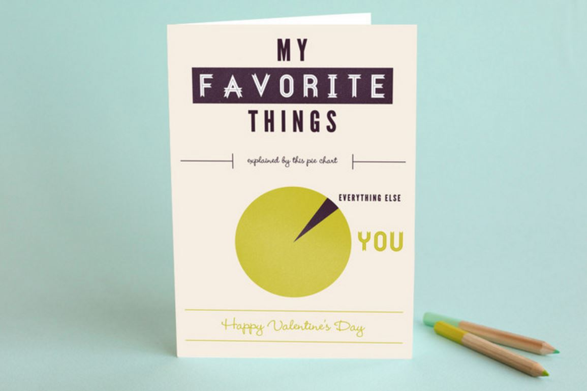 Geeky Valentine's Day Card Design