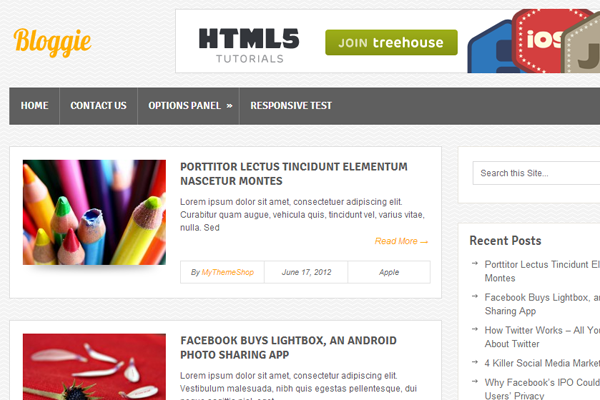 MyThemes Shop WordPress Free Themes Download