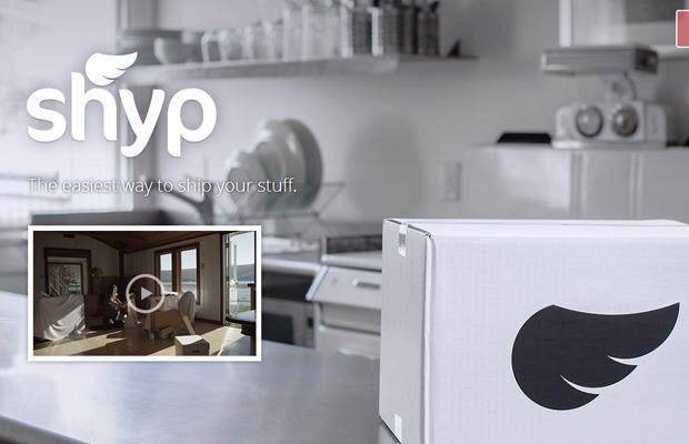 shyp startup shipping products goods online website