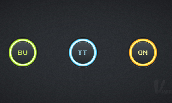 Adobe Illustrator tutorial creating buttons glow effect