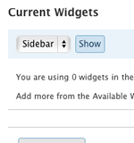 Widgets - Good or Evil?