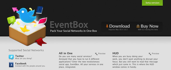 EventBox