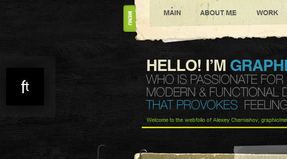 35 Amazing Paper Made Website Designs
