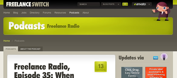Freelance Switch - Freelance Radio