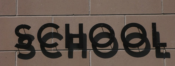 Signage, Street And Urban Typography