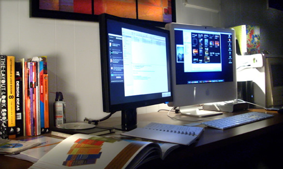 The Design Cubicle - Workspace