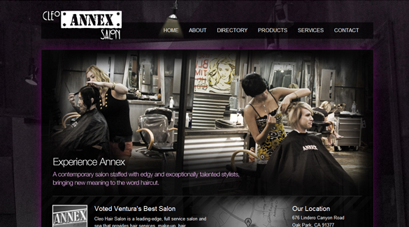 Cleo Annex Salon
