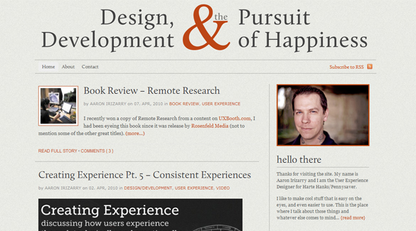 40 WordPress-Powered Websites With Awesome Designs