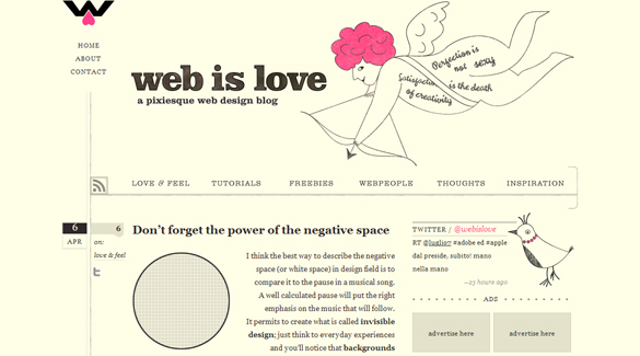 Web Is Love