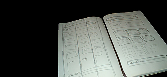 Do use wireframing in your design process