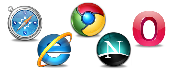 Do make sure that your website displays well on various browsers