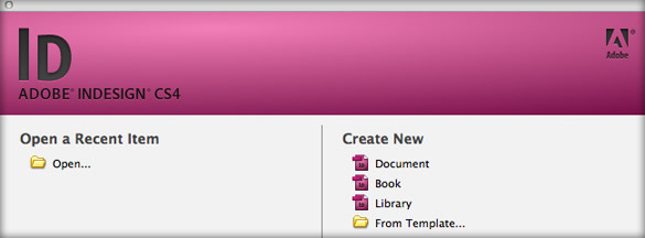 Getting To Grips With InDesign Part 1: Document Basics & Master Pages