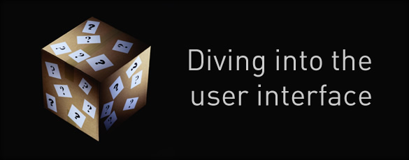 Diving Into The User Interface With Fundamental Questions