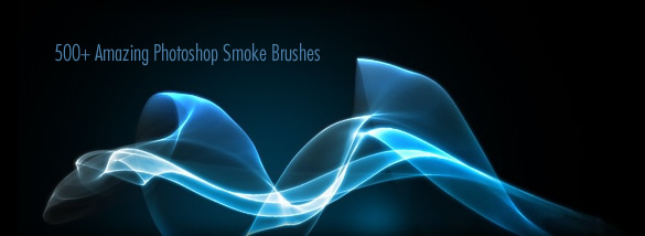 Collection of 500+ Amazing Photoshop Smoke Brushes