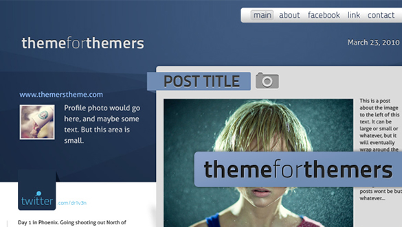 Theme For Themers