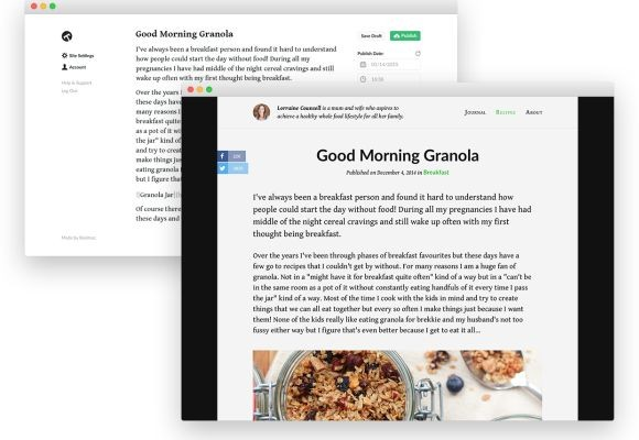 Typed.com Brings Blogging Back to Basics
