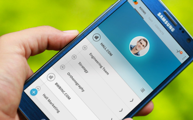 android ui design social app layout