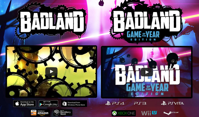 badland game website