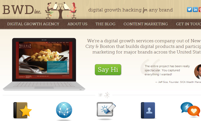 bwd inc digital growth website header