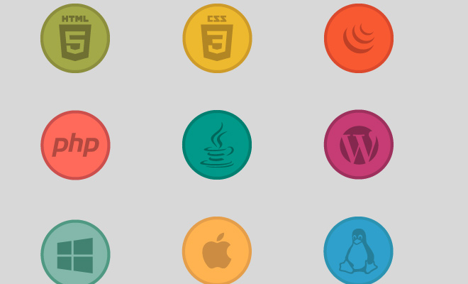 badges freebie vector iconset