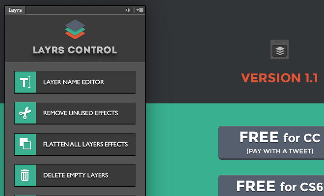 layrs photoshop extension plugin free download