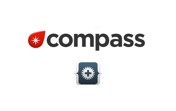 css3 sass compass website interface tools