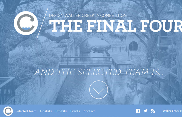 waller creek blue website final four