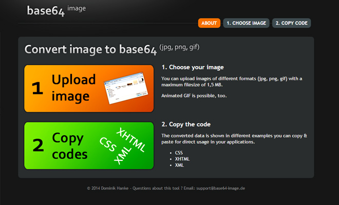 encoding base64 code image upload