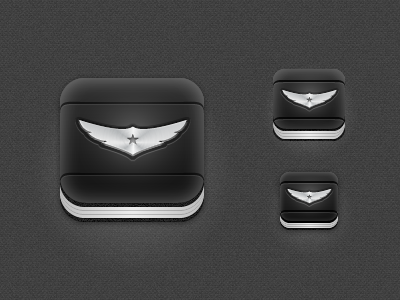 Pilot badge pro app icon