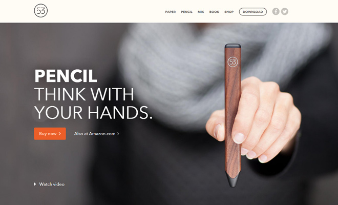 fifty three drawing pens gadgets