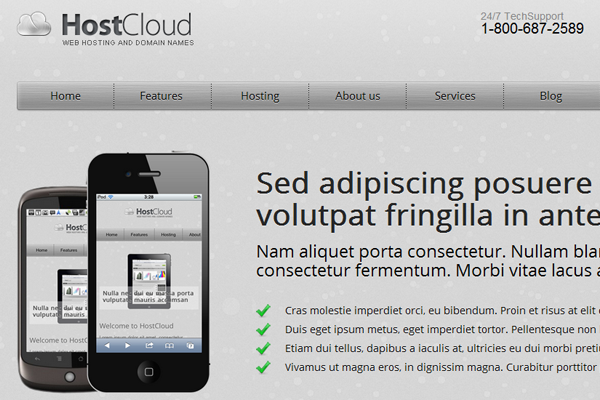ThemeForest HostCloud premium WordPress template hosting