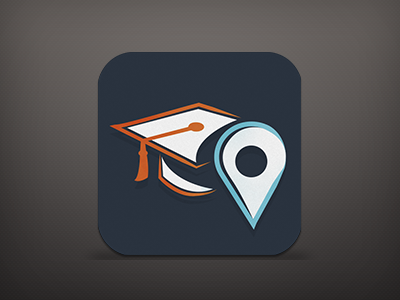 Learn Around iOS iPhone app icon